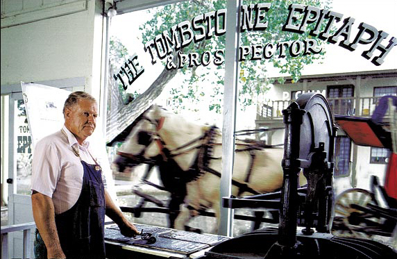 The Tombstone Epitaph
